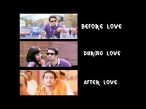 Santhanam Comedy Reaction About Love