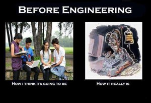 Engineering Students Joke Picture
