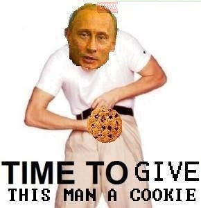 Time To Give This Man A Cookie