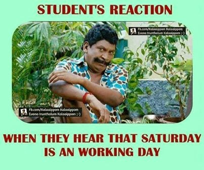Students Reaction Vadivelu Comedy