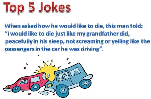 Top 5 Jokes