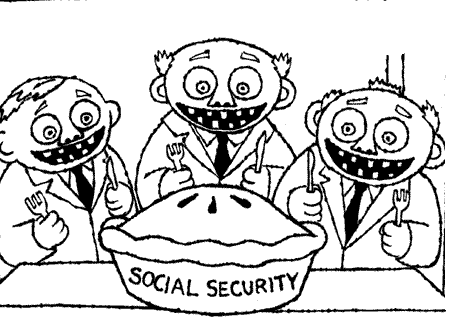 Social Security Picture Comment