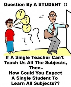Question By A Student? Joke Funny