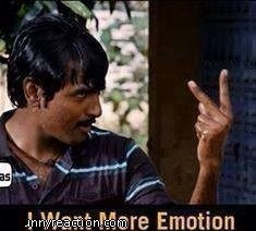 Sivakarthikeyan I Want More Emotion