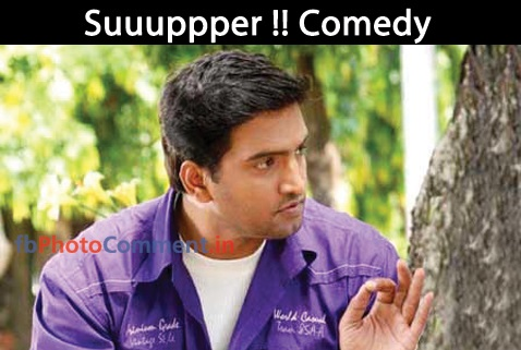 Suuuppper !! Comedy Santhanam Comment
