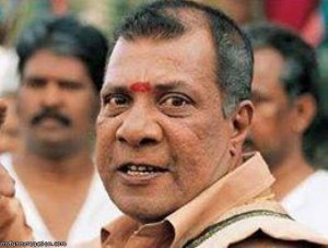 Rajan P. Dev Angry Face Reaction