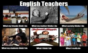 English Teachers Photo Comment