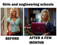 Girls and Engineering Schools