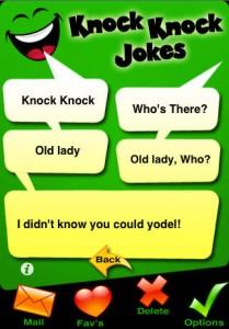English Knock Knock Jokes