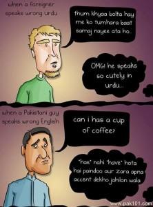 When A Foreigner Speaks Wrong Urudu
