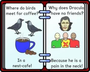 Where Do Birds Meet For Coffee?