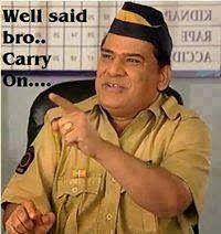 Well Said....Carry On...
