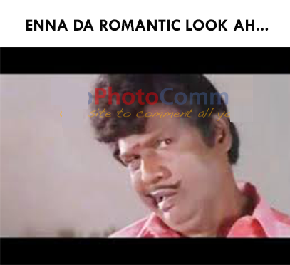 Goundamani-Enna Da Romantic Look Ah...