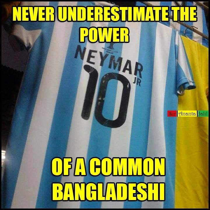 Never Underestimate The Power Of A Common Bangladeshi