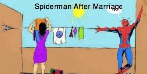 Spiderman After Marriage