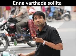 Santhanam - Enna Varthada Sollita