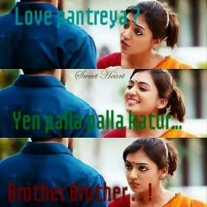 Nazriya - Love Pantreya?