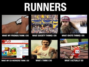 Runners Photo Comment Funny