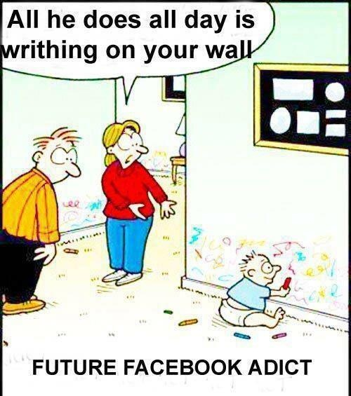 Future Facebook Adict