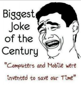 Biggest Joke Of The Century