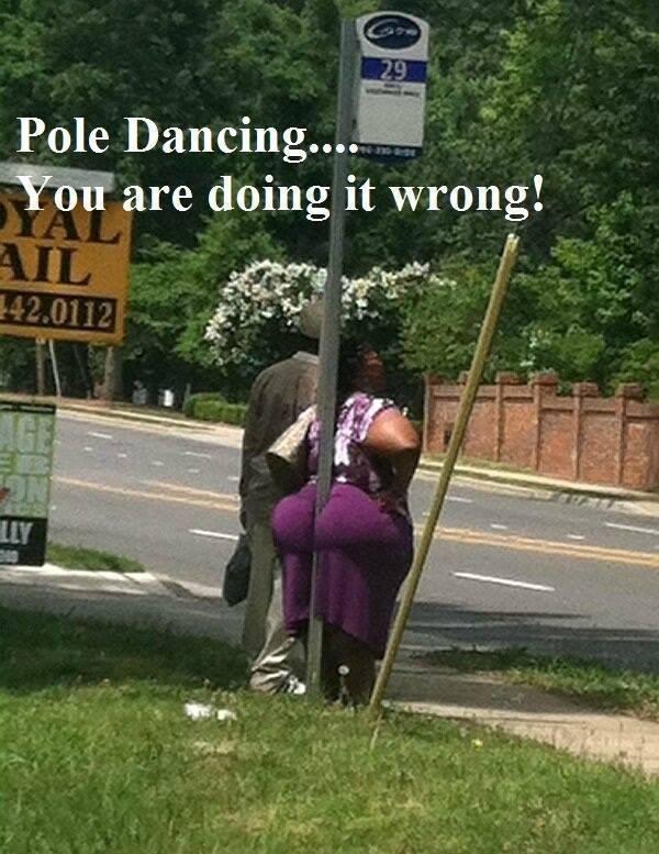 funny pole