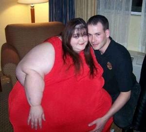 Mismatched Couple