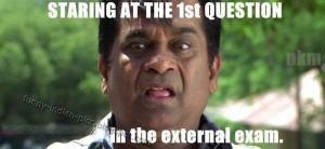 Brahmanandham Face Reaction Comment Funny