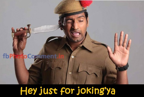 Santhanam - Hey Just For Joking'ya