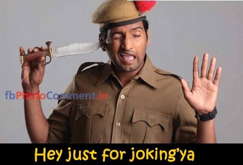 Santhanam - Hey Just For Joking'ya
