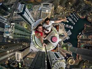 Most Insanely Dangerous Selfies Ever Taken
