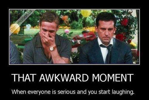 That Awkard Moment