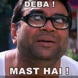 Deba Mast Hai - Paresh Rawal