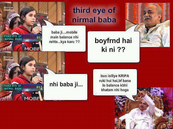 Third Eye Of Nirmal Baba