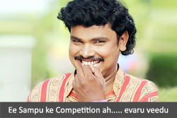 Ee Sampu Ke Competition Ah Evru Veedu
