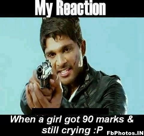 My Reaction - Allu Arjun