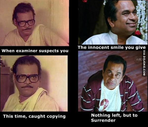 Telugu Joke Examiner Suspects You