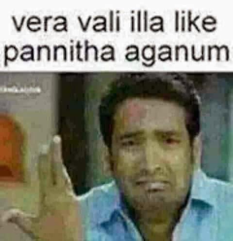 Vera Vali Illa Like Pannitha Aaganum Santhanam Comment
