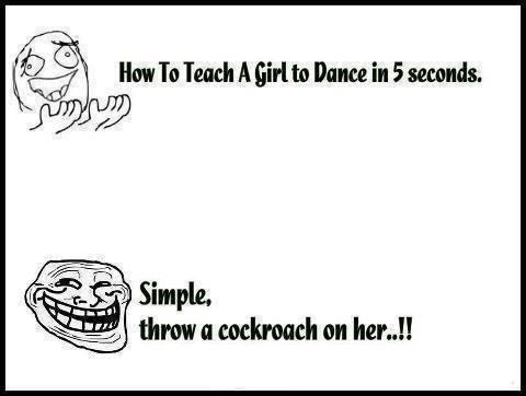 funny girl jokes