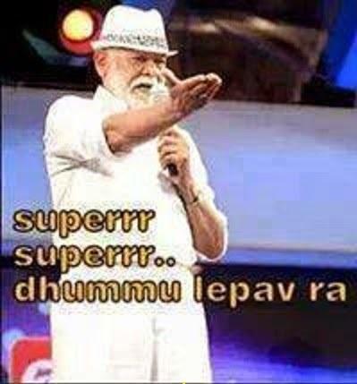 Super Superrr Dhummu Lepav Ra